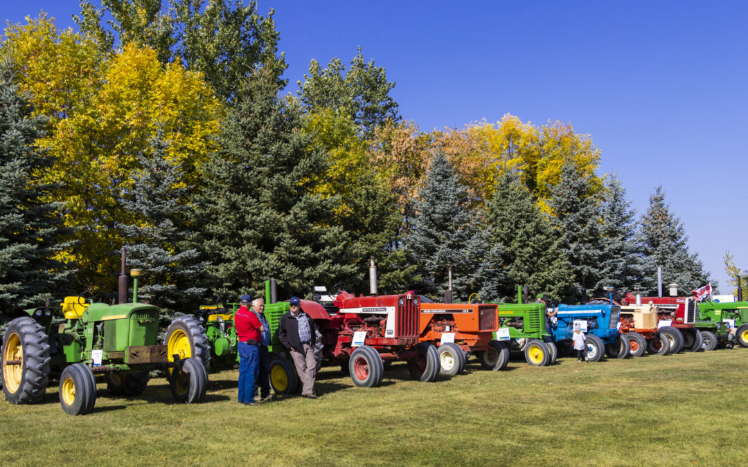 Visit the Villages Tractor Trek in Fall 2020
